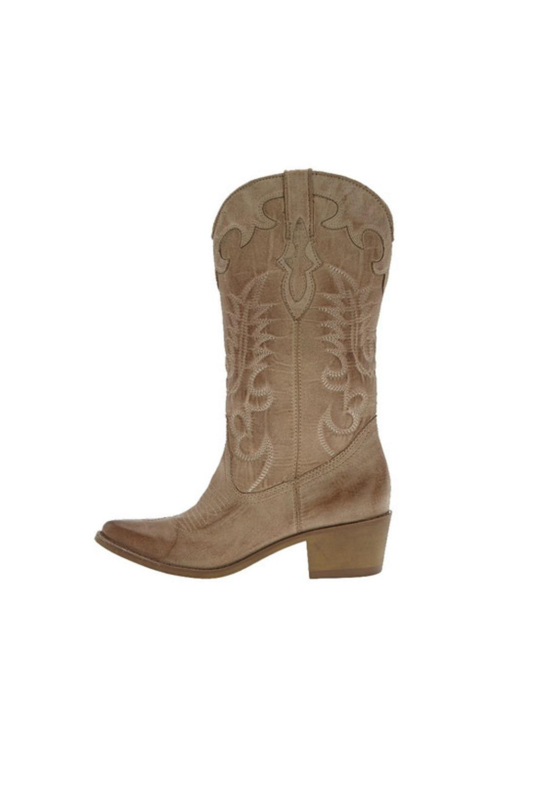 Coconuts Desperado Cowboy Boot from Louisiana by Bella ...