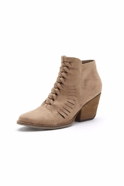 Coconuts by Matisse Ally Bootie - Front cropped