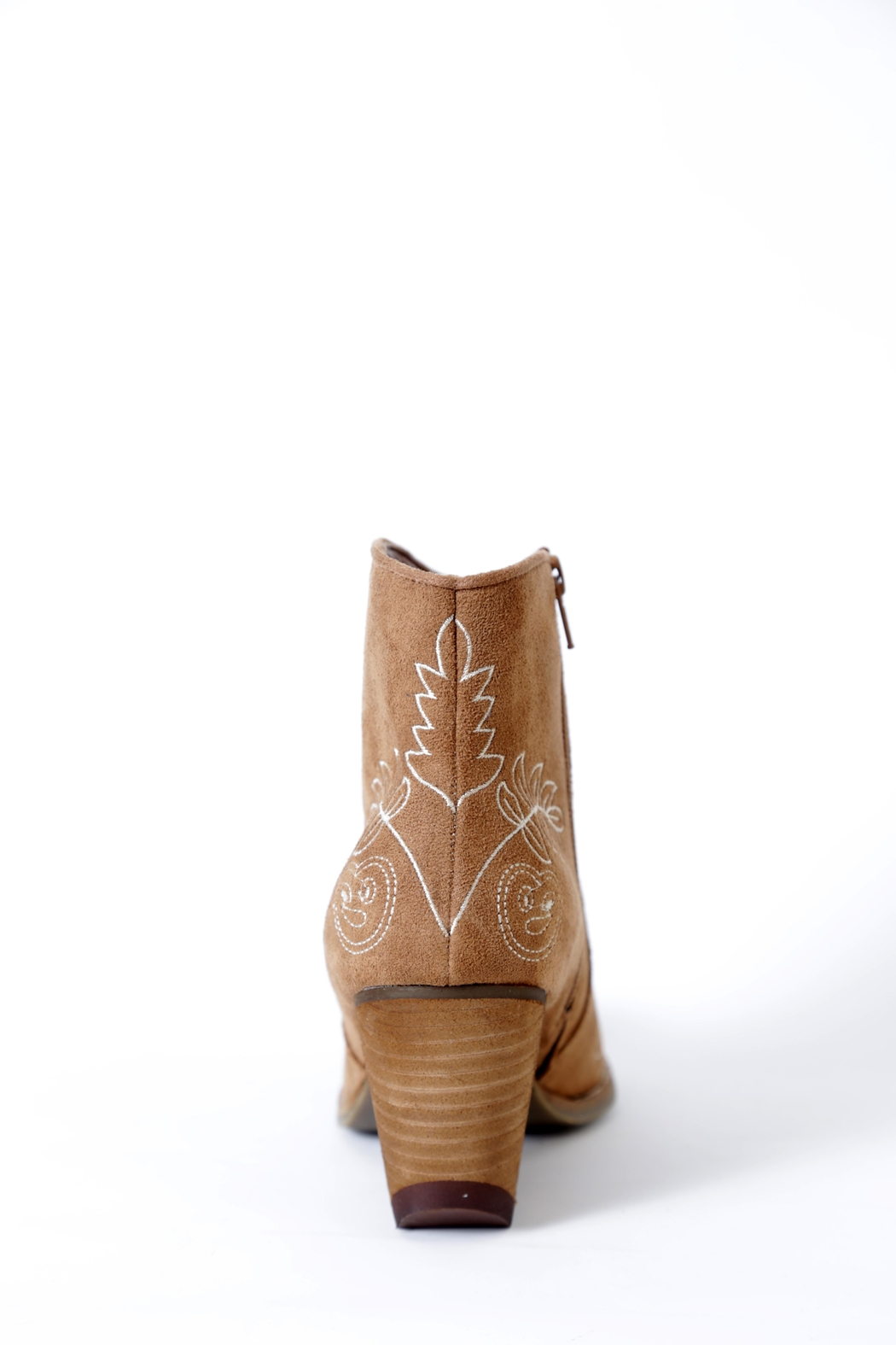 Coconuts by Matisse Axis Embroidered Boot - Front Full Image