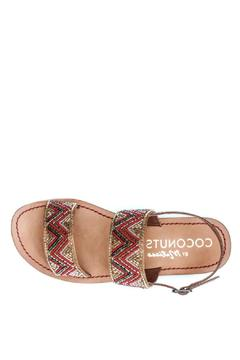 Coconuts by Matisse Beaded Leather Sandal - Alternate List Image