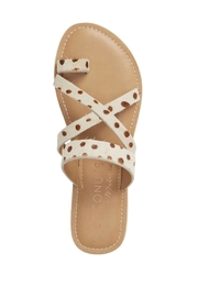 Coconuts by Matisse Cow Strapped Sandals - Front full body