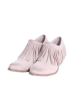Coconuts by Matisse Fringe Shoe Bootie - Alternate List Image