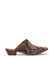 Coconuts by Matisse Leather Snake Slide - Side cropped