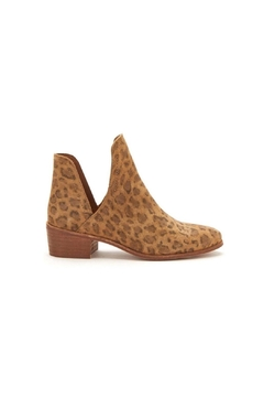 Coconuts by Matisse Panther Booties - Product List Image
