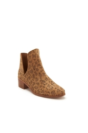 Coconuts by Matisse Panther Booties - Side cropped