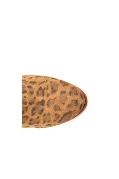 Coconuts by Matisse Panther Booties - Alternate List Image