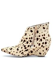 Shoptiques Product: Ponyhair Wedge Bootie - Front cropped