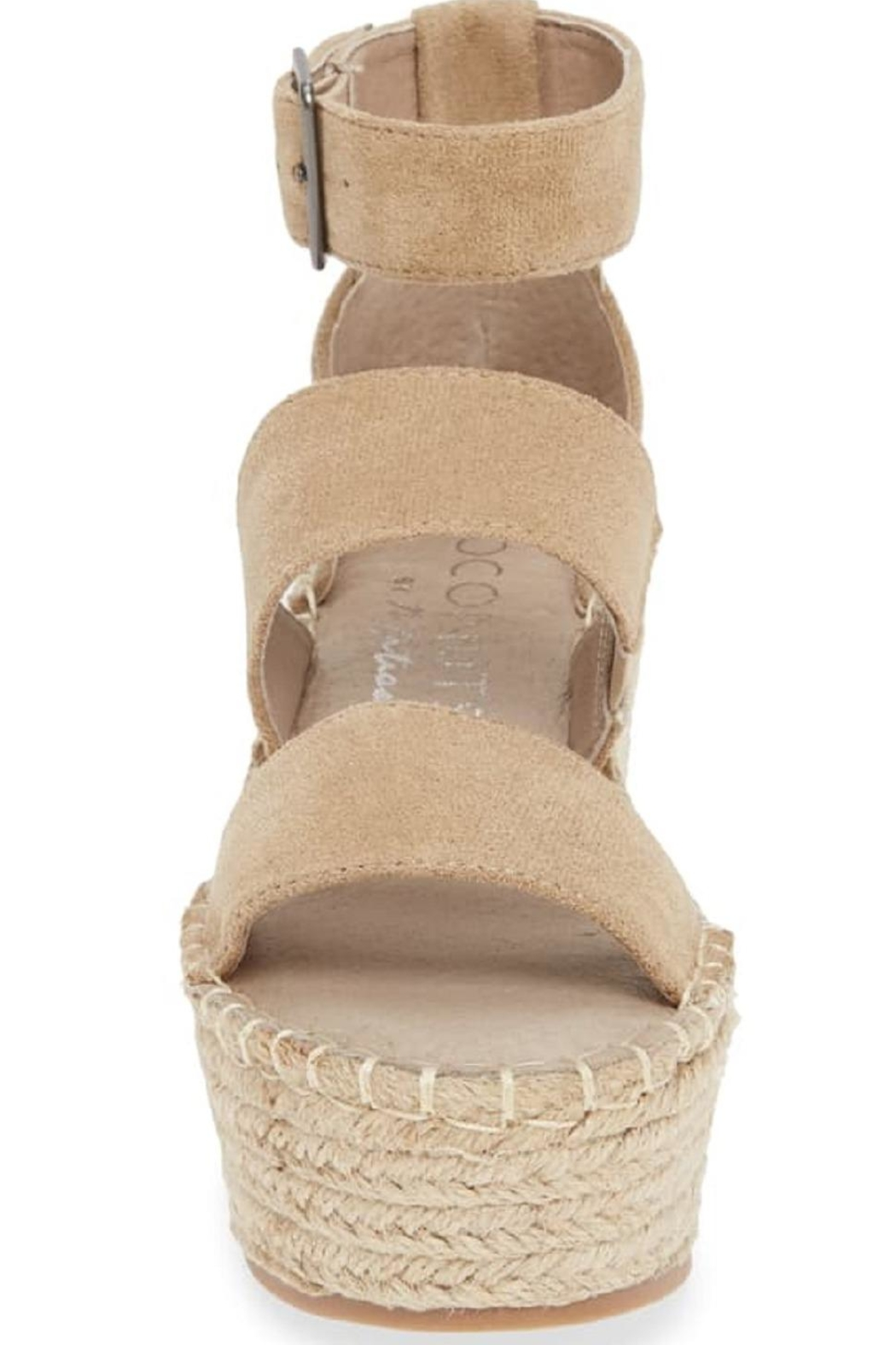 Coconuts by Matisse Soire Natural Wedge - Main Image