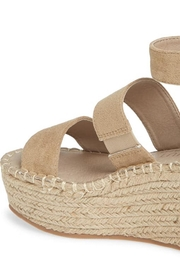 Coconuts by Matisse Soire Natural Wedge - Front full body