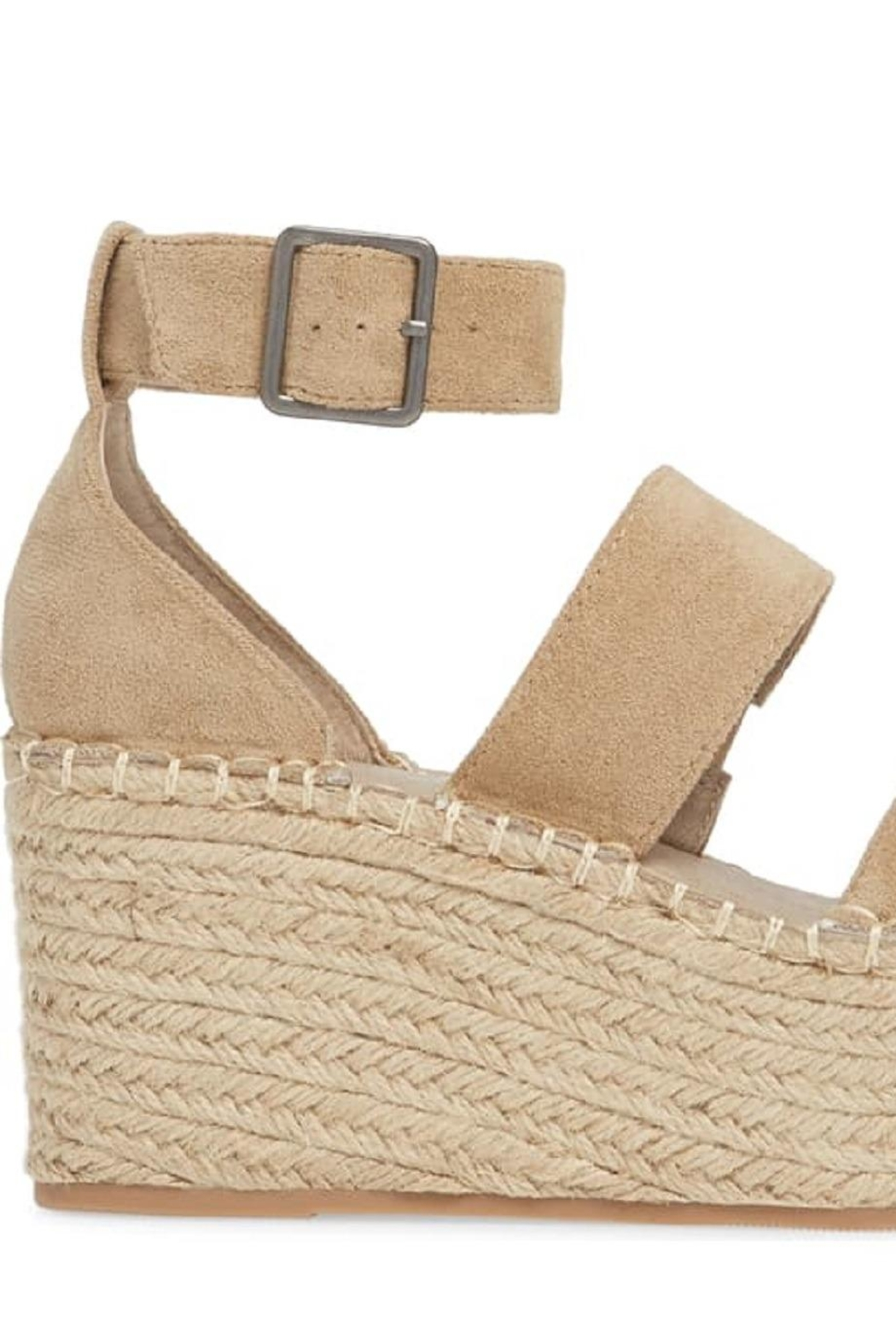 Coconuts by Matisse Soire Natural Wedge - Side Cropped Image
