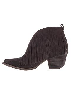Coconuts by Matisse Suede Fringe Booties - Product List Image