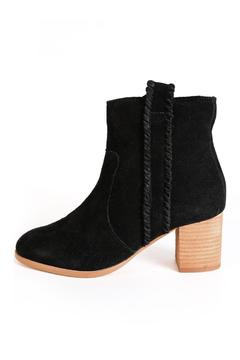 Coconuts by Matisse Trina Suede Bootie - Product List Image