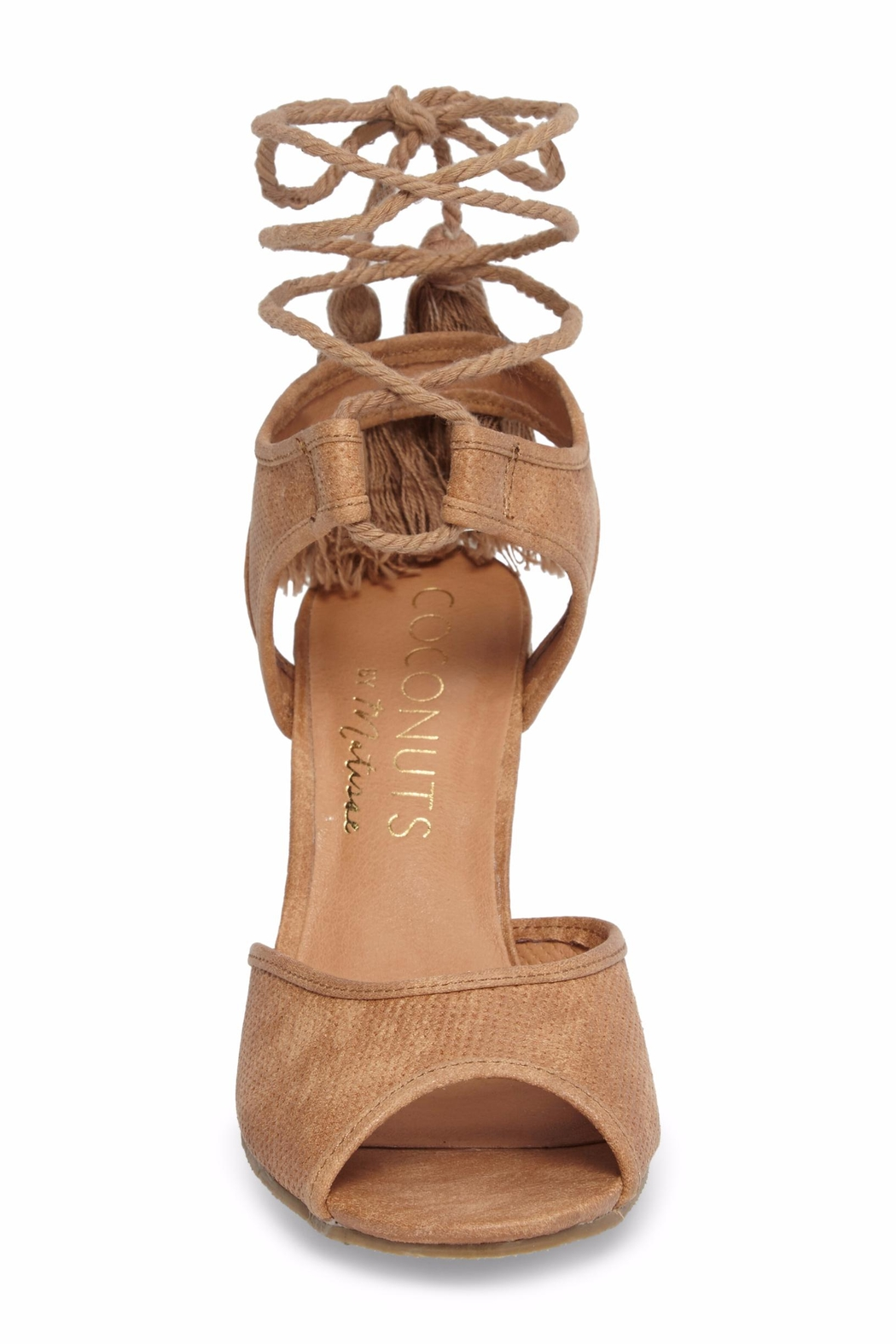 Coconuts by Matisse Unify Wrap Wedge Sandal - Side Cropped Image