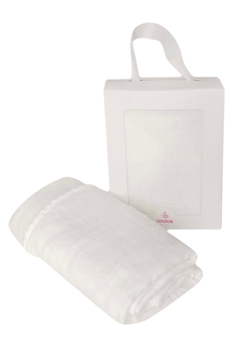 Cocoon Baby Muslin Soft Edge Blanket - Product List Image