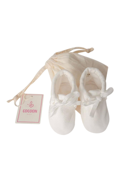Cocoon Baby Soft Cotton Shoes packed in Bag - Alternate List Image