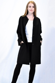 Rossopuro Cocoon Coat - Product Mini Image