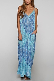 Lovestitch Cocoon Maxi Dress - Product Mini Image