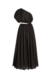 Matteau Cocoon One-Shoulder Maxi Dress - Product Mini Image