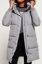 Superdry Cocoon Parka Jacket - Product Mini Image