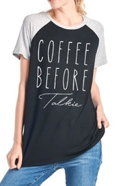 0b2fc7489802 Zutter Need-More-Coffee Graphic Tee from Wisconsin by Apricot Lane ...