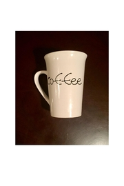 Love's Hangover Creations Coffee Cup - Front cropped