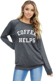 Zutter COFFEE HELPS - Front cropped
