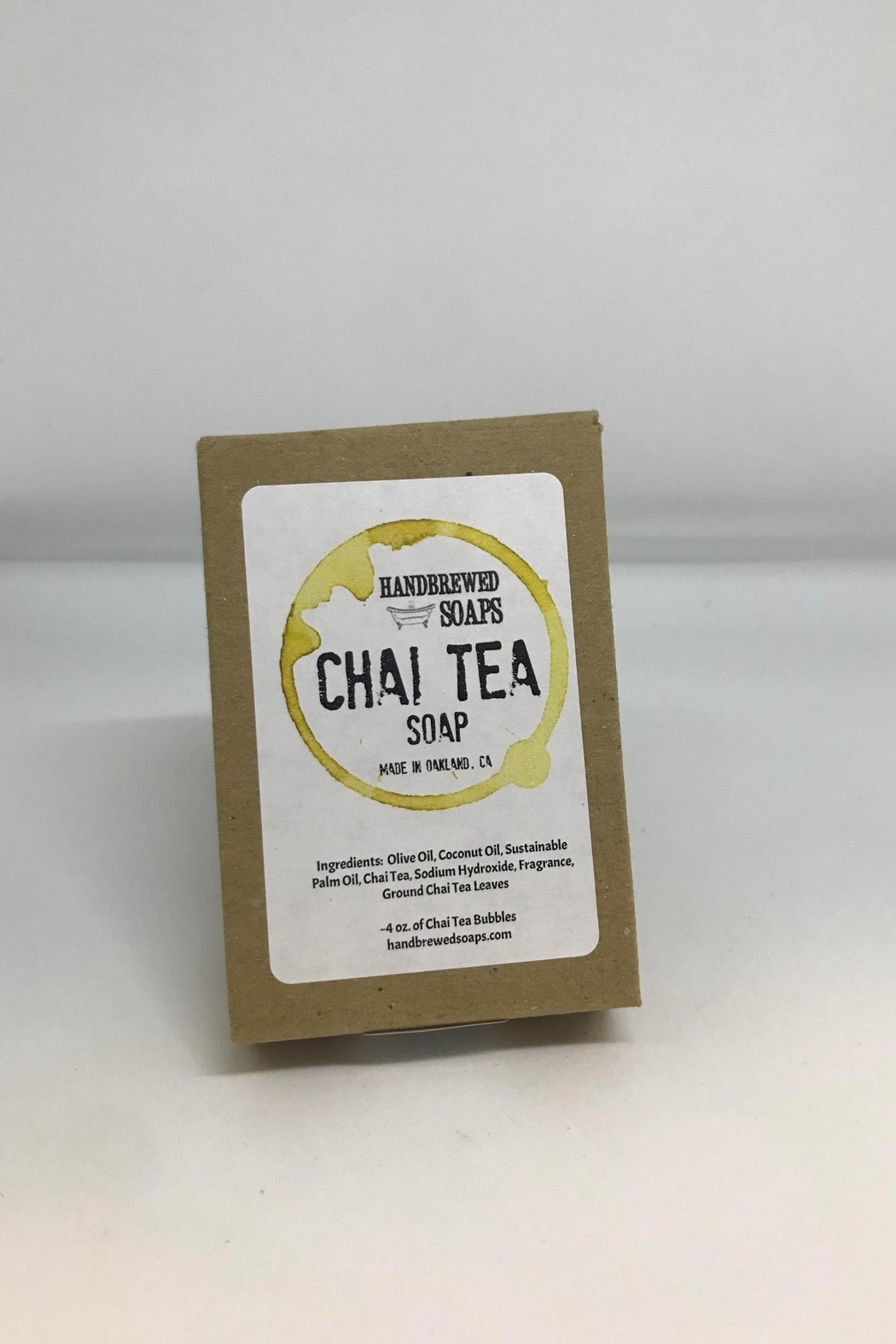 Handbrewed Soaps Coffee/tea Soaps - Front Cropped Image