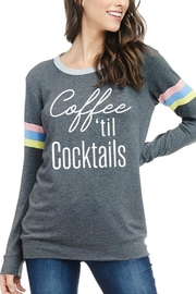 Zutter Coffee-Till-Cocktails Sweater - Product Mini Image