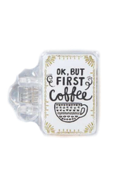Natural Life Coffee Toothbrush Cover - Product Mini Image