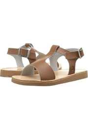 Freshly Picked Cognac Malibu Sandal - Front cropped