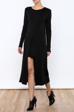 Coin 1804 Long Black Dress - Product List Image
