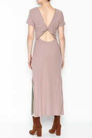 Coin 1804 Maxi Open Back Dress - Back cropped