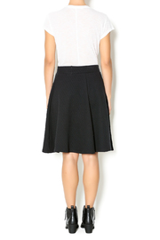 Coin 1804 Quilted Skirt - Side cropped