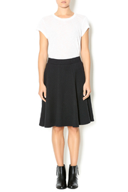 Coin 1804 Quilted Skirt - Front full body
