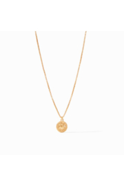 Julie Vos COIN CHARM NECKLACE - Product Mini Image