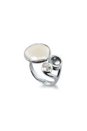 CDO  Coin Pearl Ring - Product Mini Image