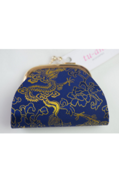 tu-anh Coin Purse Blue Dragon - Product List Image