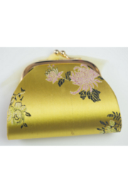 tu-anh Coin Purse Yellow Floral - Product Mini Image