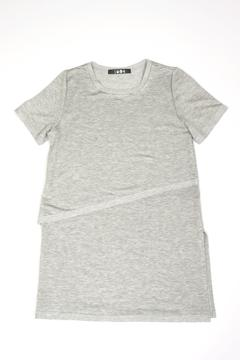 Shoptiques Product: Layered French-Terry Tee