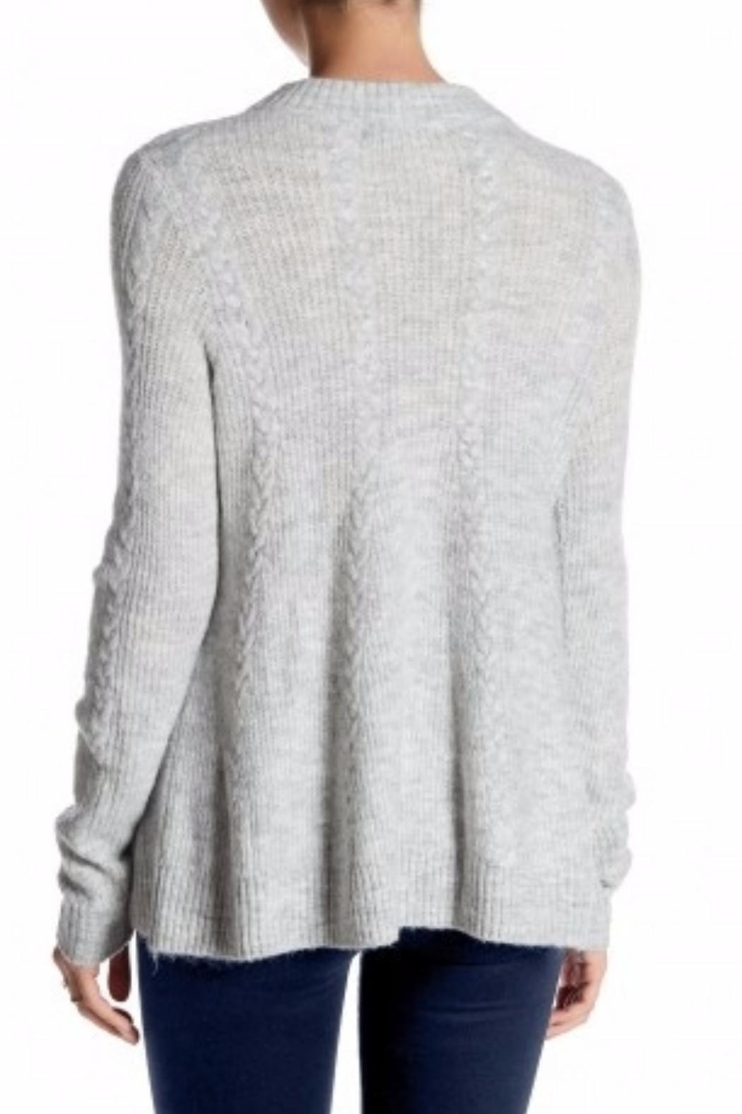 Coin 1804 Mock Neck Pullover - Front Full Image