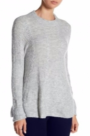 Coin 1804 Mock Neck Pullover - Front cropped