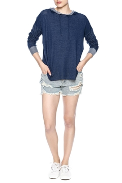 Coin 1804 Surplice Back Hoodie - Product List Image