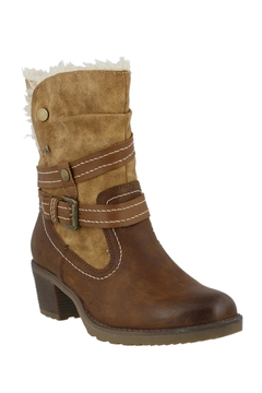 Shoptiques Product: Cold Cowgirl Bootie