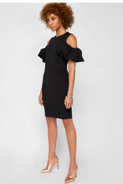 Ted Baker Cold Shoulder Dress - Product List Image