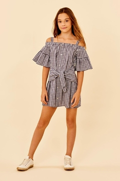 Habitat Cold Shoulder Dress - Product List Image