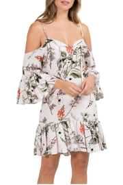 Elan Cold Shoulder Dress - Product Mini Image