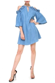 TCEC Cold Shoulder Dress - Product Mini Image