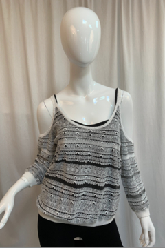Bailey 44 Cold Shoulder Top - Product List Image
