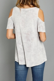 Mod-o-doc Cold Shoulder Top - Front full body