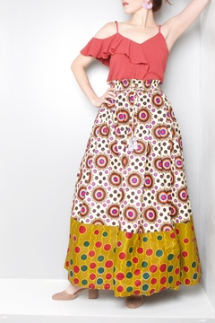 MODChic Couture Coleen A-Line Skirt - Product List Image